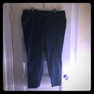 Eileen Fisher blue jeans. 18w. Perfect condition